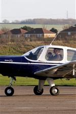 Avião, estrada