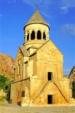 Aperçu iPhone fond d'écranMonastère Noravank, Arménie