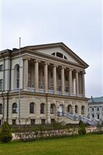 iPhone обои Разумовский дворец, Украина