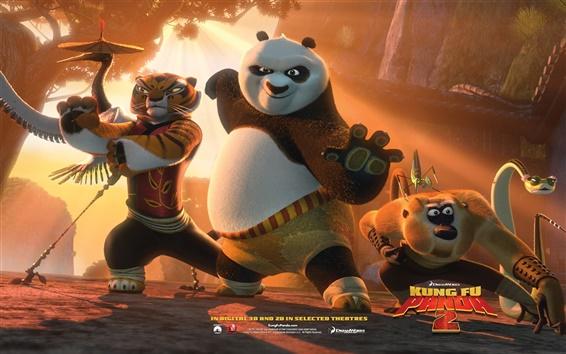 Papéis de Parede 2011 Kung Fu Panda 2