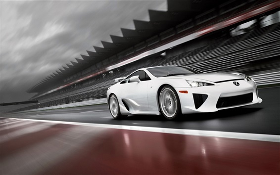 Wallpaper 2011 Lexus LFA