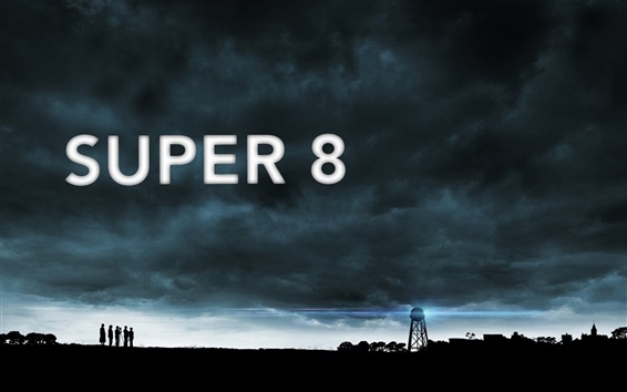 Wallpaper 2011 Super 8