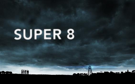 Fondos de pantalla 2011 Super 8