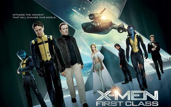 Wallpaper 2011 X-Men: First Class