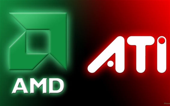 Wallpaper AMD and ATI