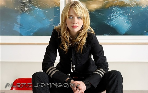 Wallpaper Alexz Johnson 01