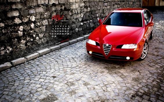 Wallpaper Alfa Romeo 166 MK2 24 JTD