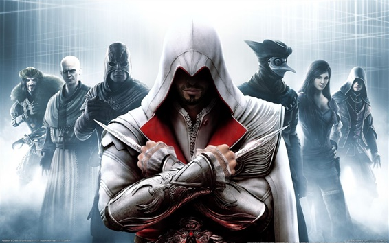 Обои Assassin's Creed: Братство