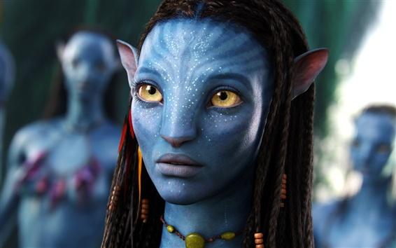 Fond d'écran Avatar 2009