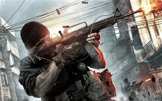Fondos de pantalla Call of Duty: Operaciones Negro HD