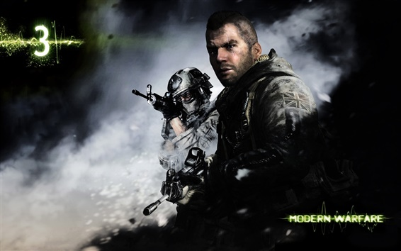 Fondos de pantalla Call of Duty: Modern Warfare 3