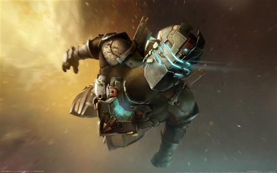 Wallpaper Dead Space 2