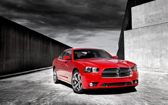 Wallpaper Dodge Charger 2011