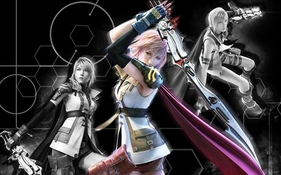 Wallpaper Final Fantasy XIII
