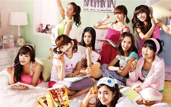 Wallpaper Girls Generation 01