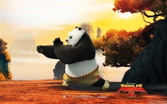 Обои Кунг-фу Панда 2 HD