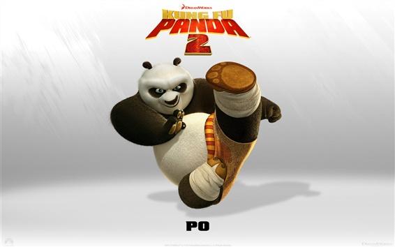 배경 화면 쿵푸 팬더 2 포
