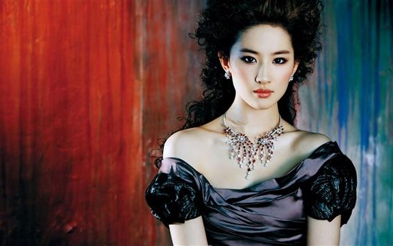 Wallpaper Liu Yifei