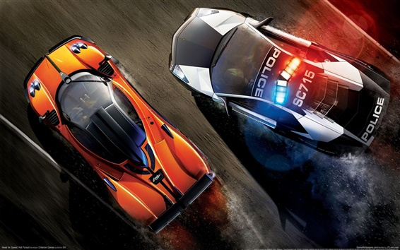 Wallpaper Need for Speed: Hot Pursuit