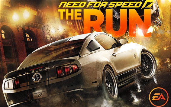 Wallpaper Need for Speed: The Run