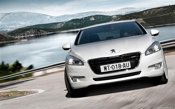 Hintergrundbilder Peugeot 508 2010