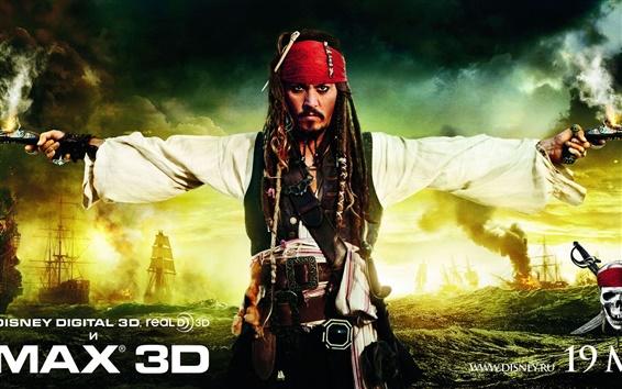 Papéis de Parede Piratas do Caribe: No Stranger Tides