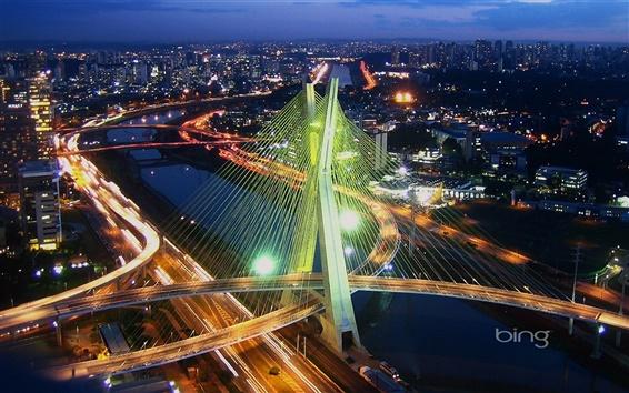 Fondos de pantalla Sao Paulo, Brasil