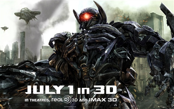 Fondos de pantalla Shockwave en Transformers 3