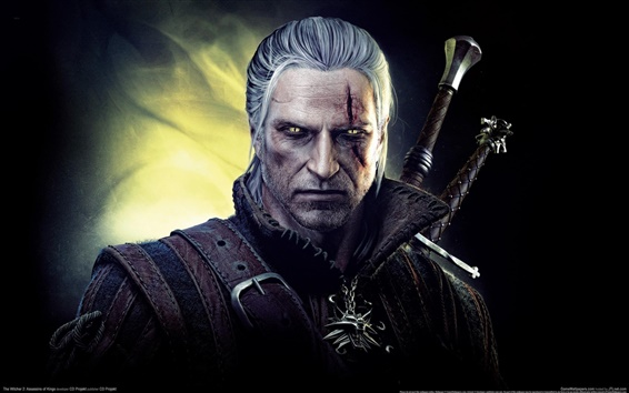Wallpaper The Witcher 2: Assassins of Kings