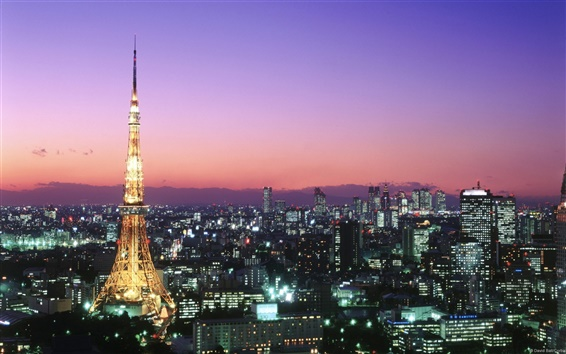 Wallpaper Tokyo Tower