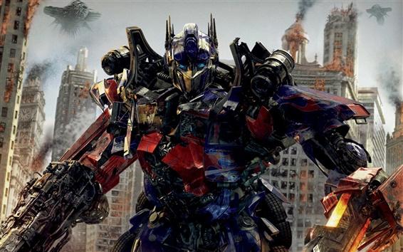 Papéis de Parede Transformers: escuro da lua