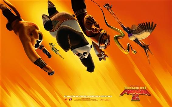 Fondos de pantalla 2011 Kung Fu Panda 2 HD