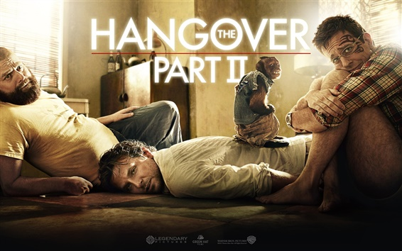 Wallpaper 2011 The Hangover Part II