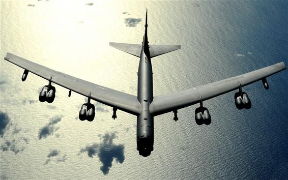 Papéis de Parede Aeronaves da Força Aérea militar