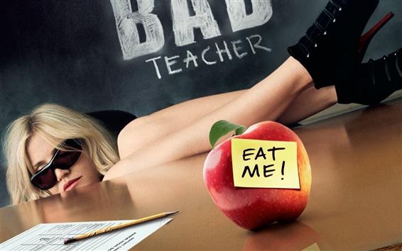 Fondos de pantalla maestros mal