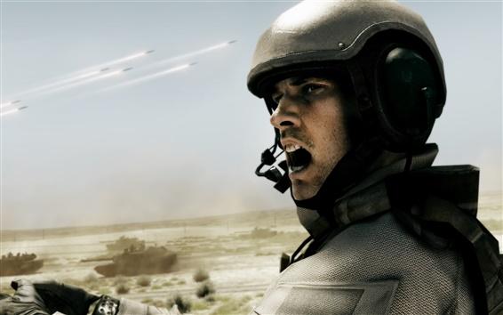 Fond d'écran Battlefield 3 HD