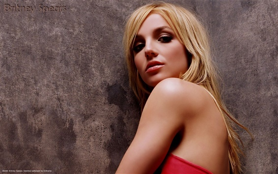 Fond d'écran Britney Spears 01