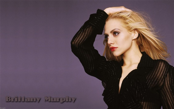 Wallpaper Brittany Murphy 01