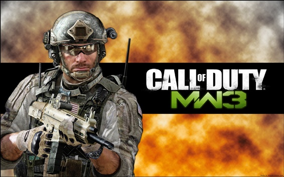 Fondos de pantalla Call of Duty: MW3 HD