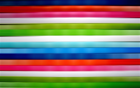 Wallpaper Colorful fabrics