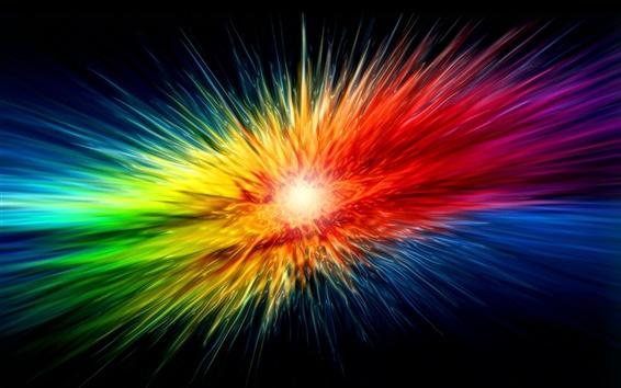 Fond d'écran Colorful épidémie