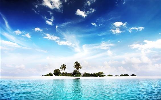 Обои Diggiri острова