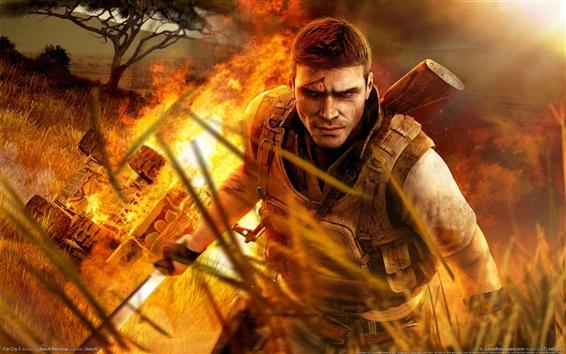 Fondos de pantalla Far Cry 2
