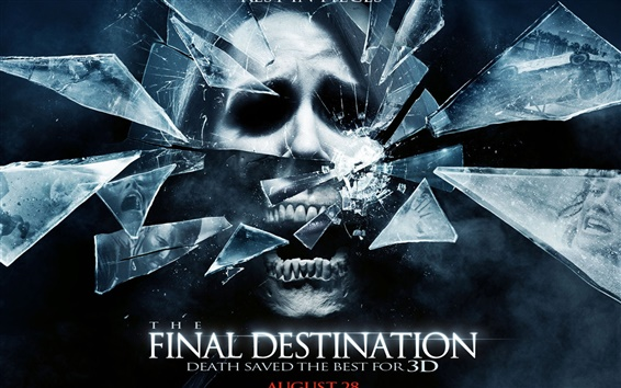 Wallpaper Final Destination 5