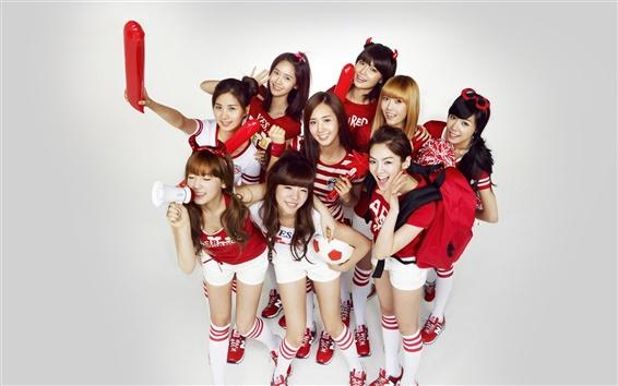 Fond d'écran Girls Generation 04