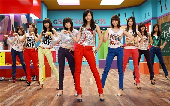 Wallpaper Girls Generation 05