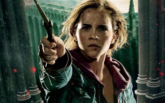 Papéis de Parede Hermione em HP7 parte 2