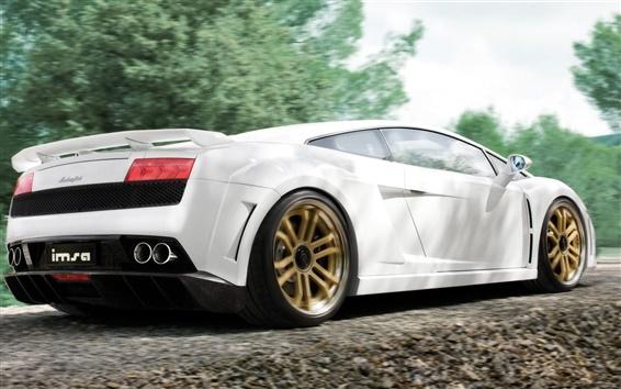 Обои Lamborghini Gallardo LP560-4