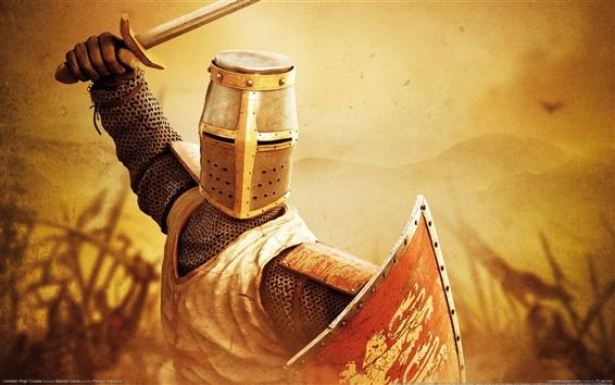 Обои Львиное Сердце: Короли крестовый поход