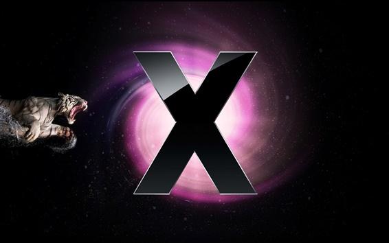 배경 화면 Mac OS X